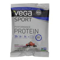 Vega Plant-Based Berry Flavor Performance Protein Drink Mix