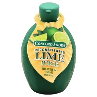 Concord Foods Reconstituted Lime Juice - 4.5 fl oz