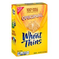 Wheat Thins Crackers, Original Flavor