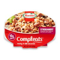 Hormel Compleats Stroganoff Sauce Flavored with Beef, 9 Ounce