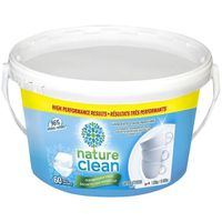 Nature Clean Unscented Automatic Dishwashing Pacs