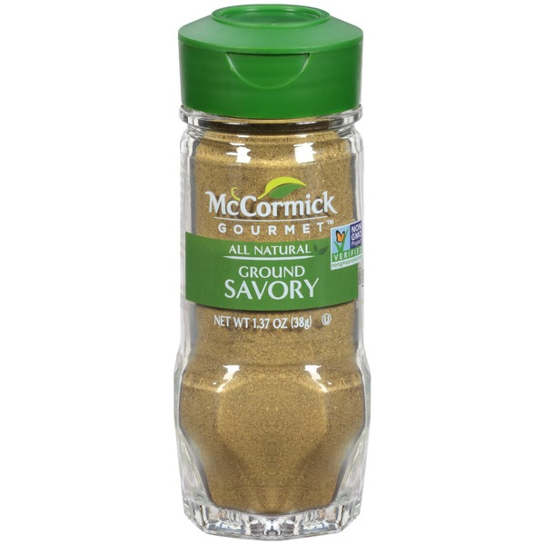 McCormick Gourmet™ All Natural Ground Savory