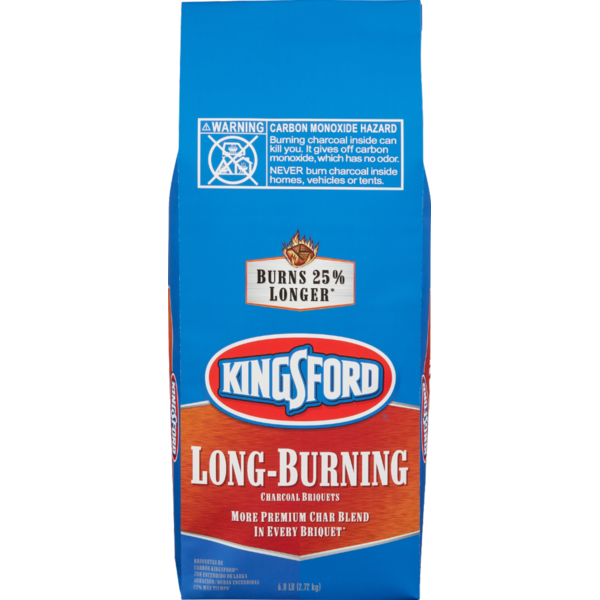 Kingsford Long Burning Charcoal Briquettes