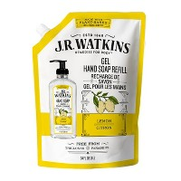 J.R. Watkins Lemon Gel Hand Soap Refill - 34 fl oz