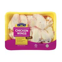 Hill Country Fare Young Chicken Wings Value Pack