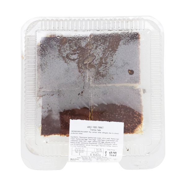 Whole foods market™ Tiramisu Cake, 1 lb