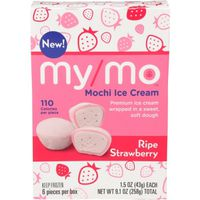 My Mo Mochi Ice Cream Ripe Strawberry