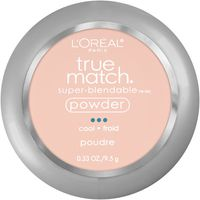 True Match Super-Blendable Powder C1 Alabaster Foundation