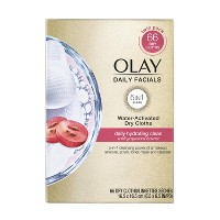 Olay Daily Facials 5 in 1 Clean Water-Activated Cleansing Cloths - 66ct