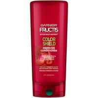 Garnier Fructis Color Shield Paraben-Free Fortifying Conditioner with Acai Berry Antioxidant & UV Filters