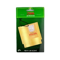 Just Funky The Legend Of Zelda Official NES Cartridge Air Freshener | New Car Scent