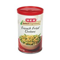 H-E-B French Fried Onions