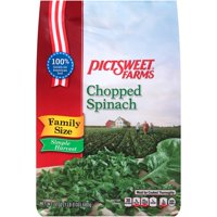 Pictsweet Farms® Simple Harvest Chopped Spinach 24 oz. Bag