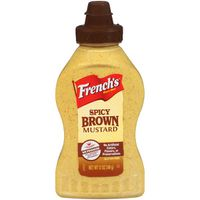 French's® Spicy Brown Deli Mustard
