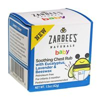 Zarbee's Naturals Chest Rub, Soothing