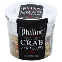 Philips Crab Claws, Premium, Cocktail Claws