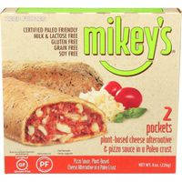 Mikey's Pizza Pockets, Cheese