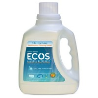 ECOS Free and Clear Liquid Laundry Detergent - 100 fl oz