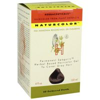 Naturcolor Herbal Based Haircolor Gel