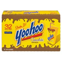Yoo-hoo Chocolate Drink, 6.5 Fl. Oz., 32 Count