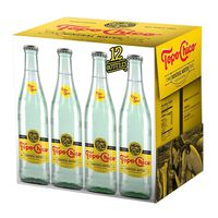 Topo Chico Mineral Water Glass Bottles