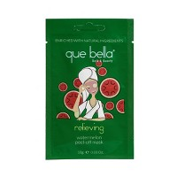 Que Bella Relieving Watermelon Peel Off Face Mask - 0.33oz