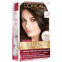 Excellence Creme 4 Dark Brown Hair Color