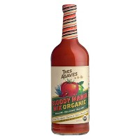Tres Agaves Organic Bloody Maria Mix - 1L Bottle
