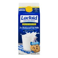 Lactaid 100% Lactose Free 2% Reduced Fat Calcium Enriched Milk, 64oz