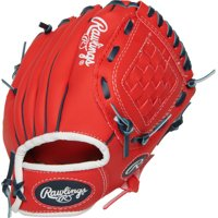 """Rawlings Players Series 9"""" Youth Baseball/T-Ball Glove, Right Hand Throw"""