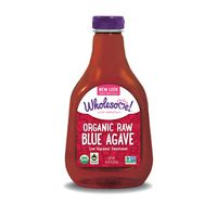 Wholesome Blue Agave, Organic Raw, Amber