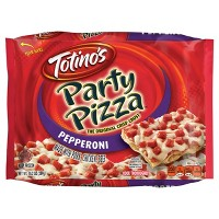 Totino's Pepperoni Party Frozen Pizza - 10.2oz
