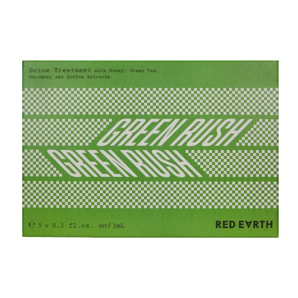 Red Earth Green Rush Detox Treatment - .5oz
