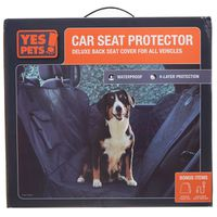 Yes! Pets Deluxe Car Seat Cover