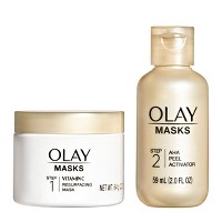 Olay Masks Vitamin C + AHA Resurfacing Peel Vitamin C - 4.2oz