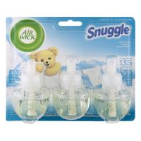 Air Wick Snuggle Scented Oil Refills Fresh Linen