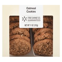 Freshness Guaranteed Oatmeal Cookies, 11 oz, 12 Count
