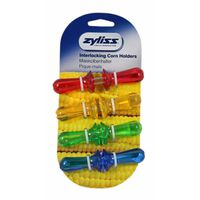 Zyliss Translucent Corn Holders