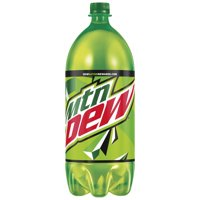 Mountain Dew Original, 2 Liter Bottle