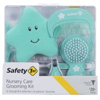 Safety 1st Nursery Care Grooming Kit, Sea Stone Aqua
