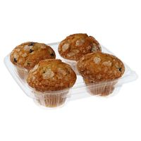 H-E-B Blueberry Muffins