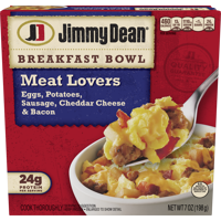 Jimmy Dean® Meat Lovers Breakfast Bowl, 7 oz.