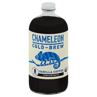 Chameleon Cold Brew Coffee Concentrated Vanilla