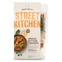 Street Kitchen Indian Butter Chicken Indian Scratch Kit, 9 oz