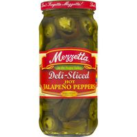 Mezzetta Jalapeno Peppers, Sliced, Hot
