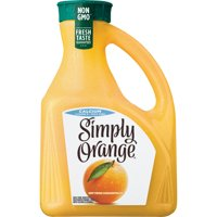 Simply Orange Juice with Calcium, 2.63 Liters