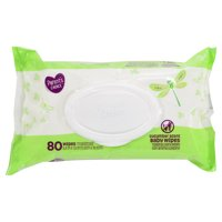 Parent's Choice Cucumber Scent Baby Wipes, 80 count