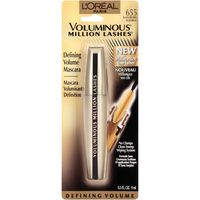 Voluminous Million Lashes 655 Black Brown Mascara