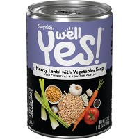 Campbell's Well Yes! Hearty Lentil Soup 16.3 oz
