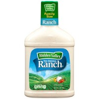 Hidden Valley Original Ranch Salad Dressing & Topping - Gluten Free - 36oz Bottle